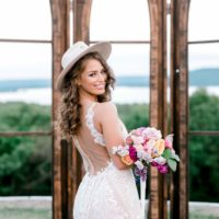 rustic bride inspiration