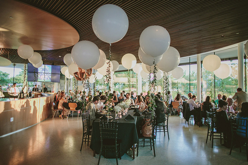 Four Unique Venues You Might Not Think Of - Park House at Myriad Gardens