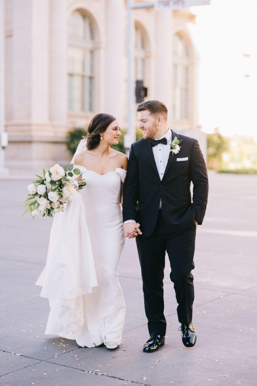 Ally Bucci Weds Alex Meize Classic Glam Ballroom Wedding from Josh McCullock Photography