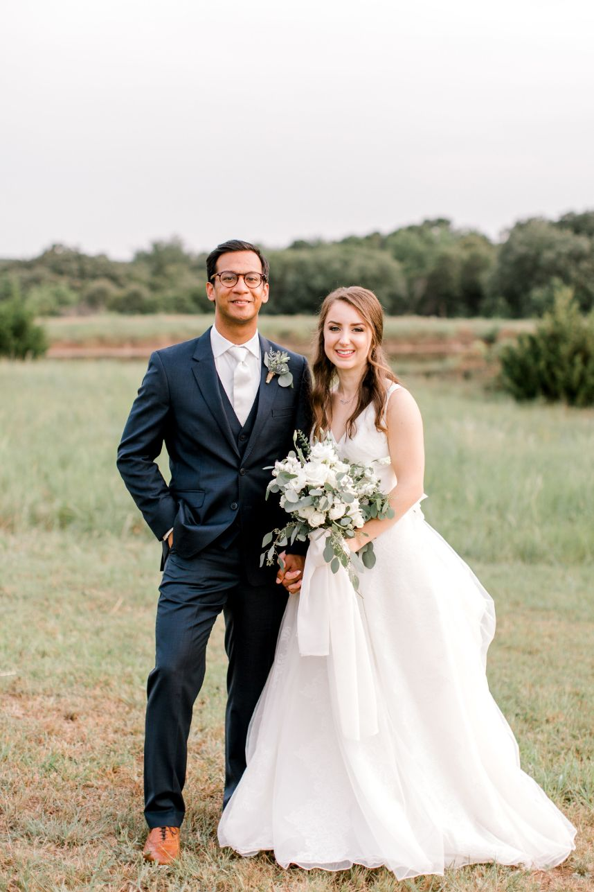 Sarah Rearick Weds Omar Roy Intimate Oklahoma Wedding at Rosemary Ridge