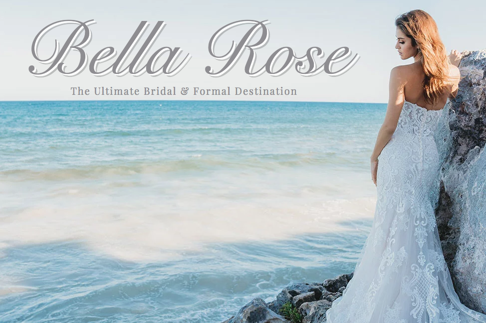 Bella Rose Bridal - Oklahoma Wedding Gown Preservation