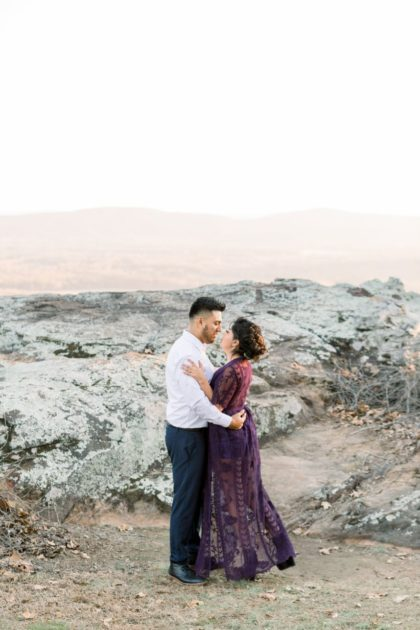 al-fresco autumn engagement session from andi bravo photography