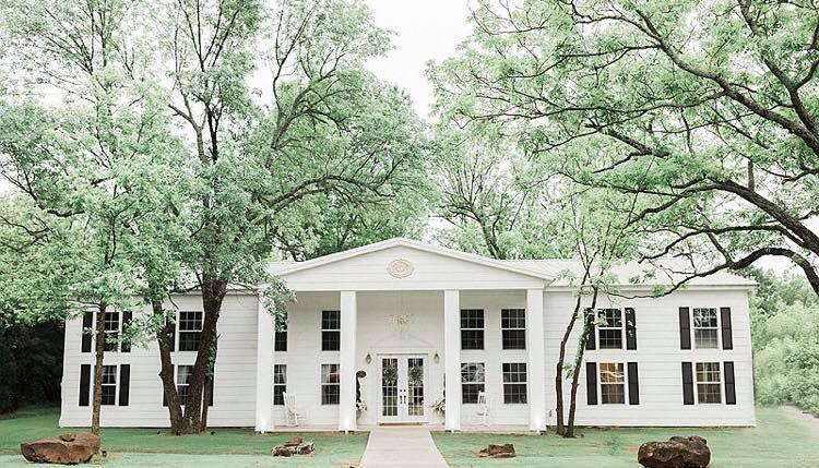 Sweetbelle Farms Wedding Plantation - Oklahoma