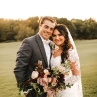 Rustic Fall Wedding Style Meets Classic Country Club