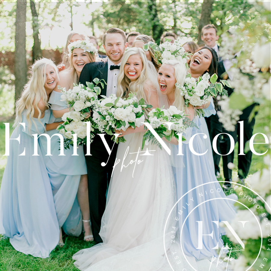 Emily Nicole Photo - Oklahoma Wedding Photography