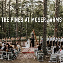 The Pines at Moser Farms Venues