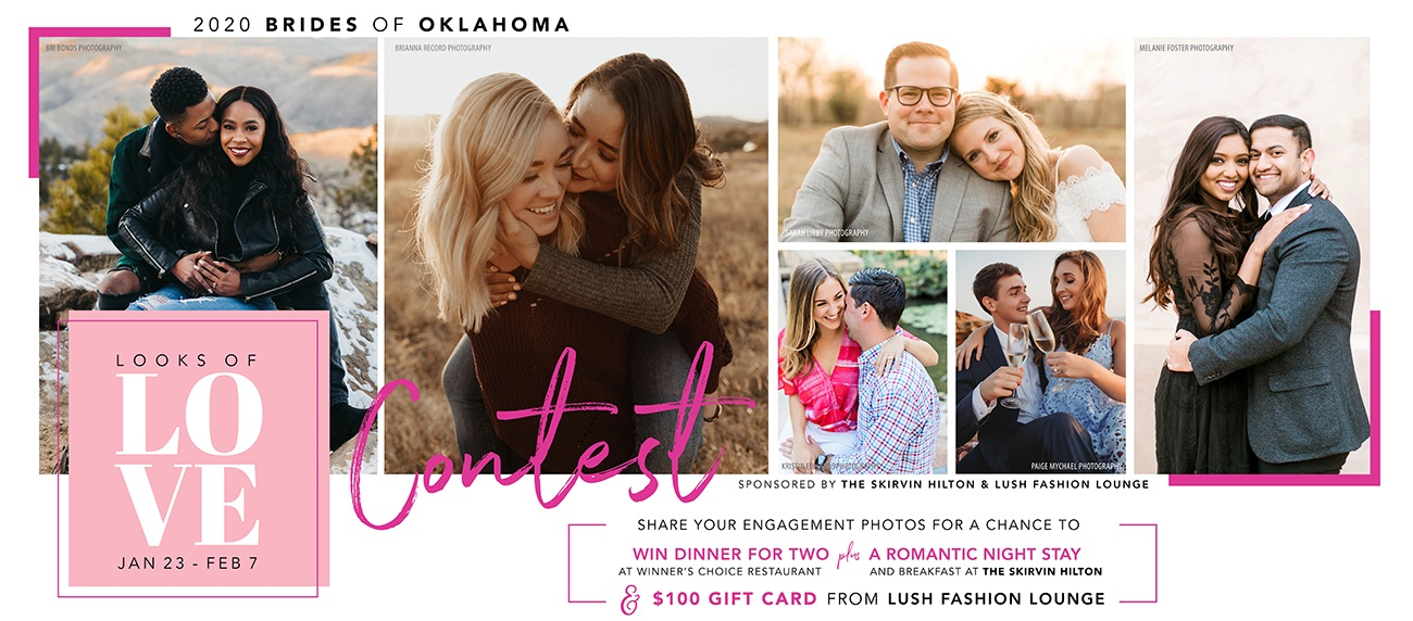 2020 Brides of Oklahoma Looks of Love Contest