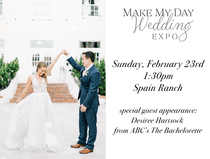 make my day wedding expo