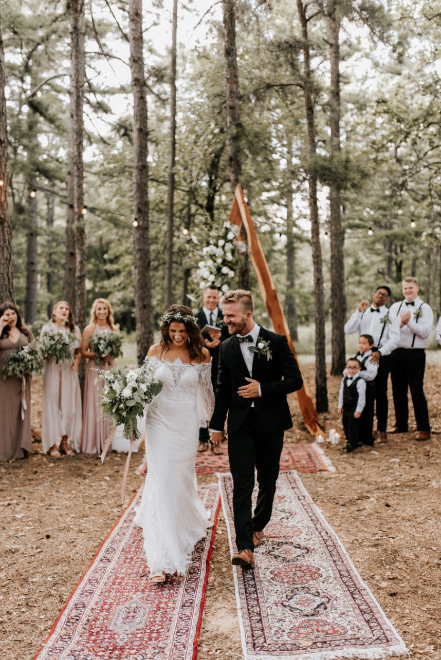 7 Rustic Oklahoma Wedding Venues with Picturesque Settings