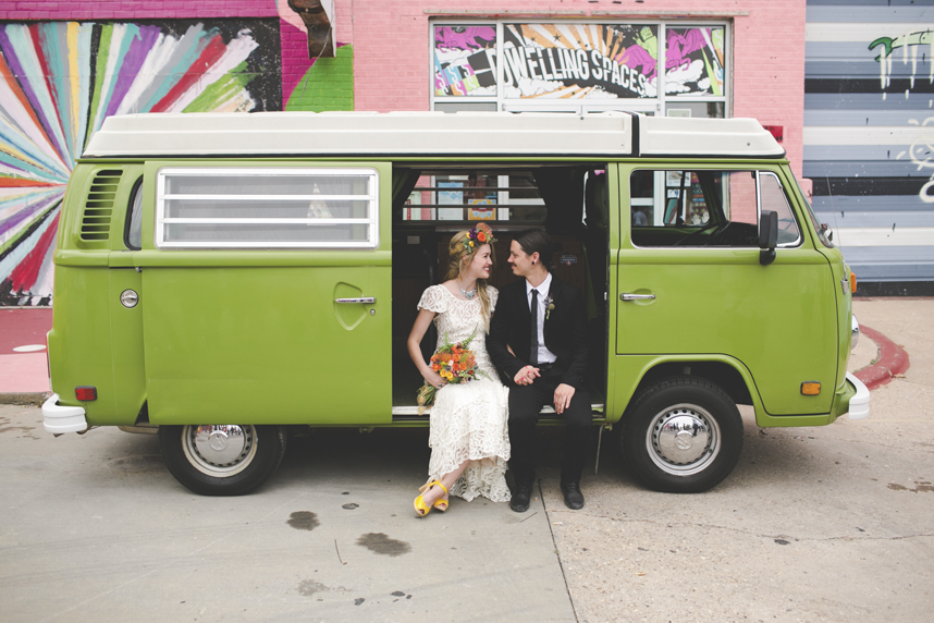 Wedding Transportation for your Entrance, Exit and Everything in Between