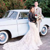 Retro Wedding Inspiration Oklahoma Wedding Venue Glass Chapel Oklahoma Wedding Photographer Ashton Marie Photography