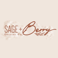SAGE + Berry Grazing Co. Catering