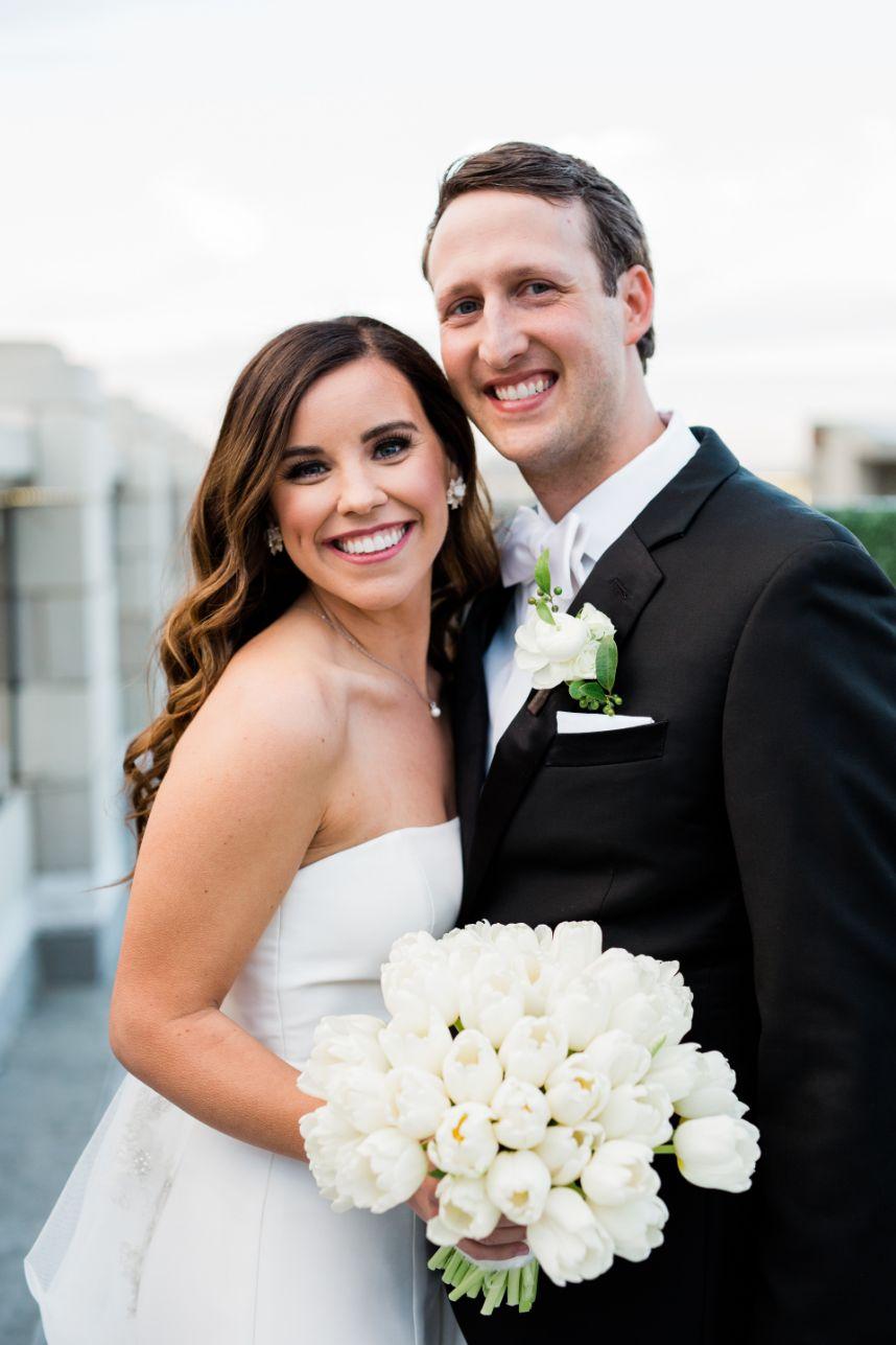 oklahoma wedding couple