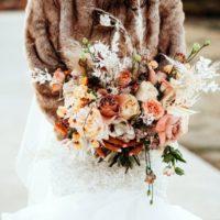 Rustic Pampas Bouquet