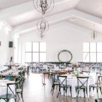 romantic rustic wedding venue