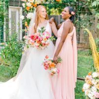 French Garden Wedding Inspiration Oklahoma Wedding Venue Daffodil Hill Oklahoma Wedding Photographer Emily Nicole Photo