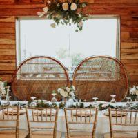 Boho Couple's table