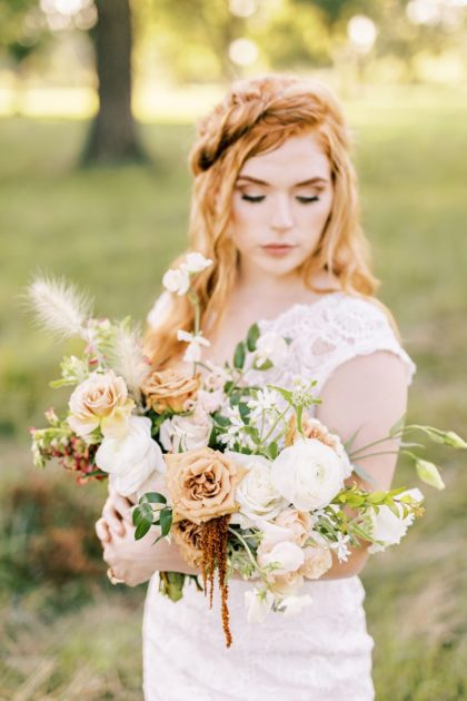 Vintage Field Wedding Inspiration Oklahoma Wedding Venue Pecandarosa Ranch Oklahoma Wedding Florist Ever Something Floral Design
