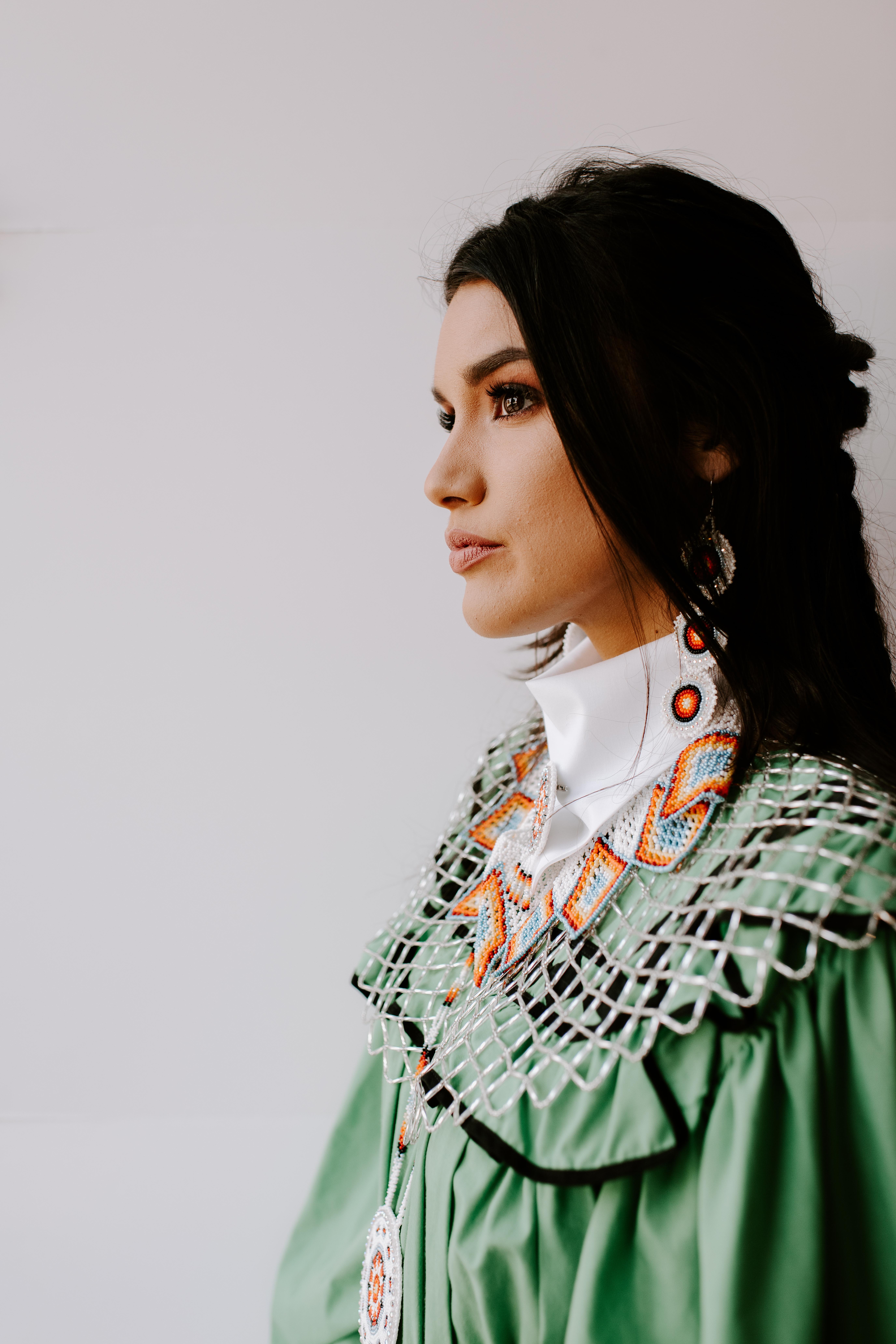 a vibrant tradition choctaw wedding