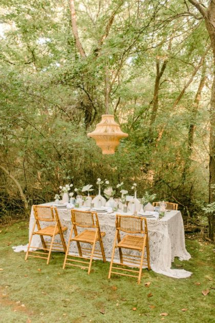 Earthy Aesthetic Intimate Wedding Inspiration Oklahoma Wedding Planner Annie Brady Design Oklahoma Wedding Photographer Meg Rose Photography