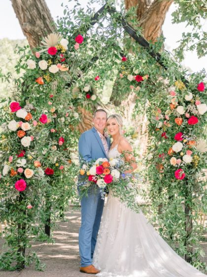 Whimsical Romance Wedding Inspiration Oklahoma Wedding Planner Florals Forever Borrowed Oklahoma Wedding Photographer Andi Bravo Photography