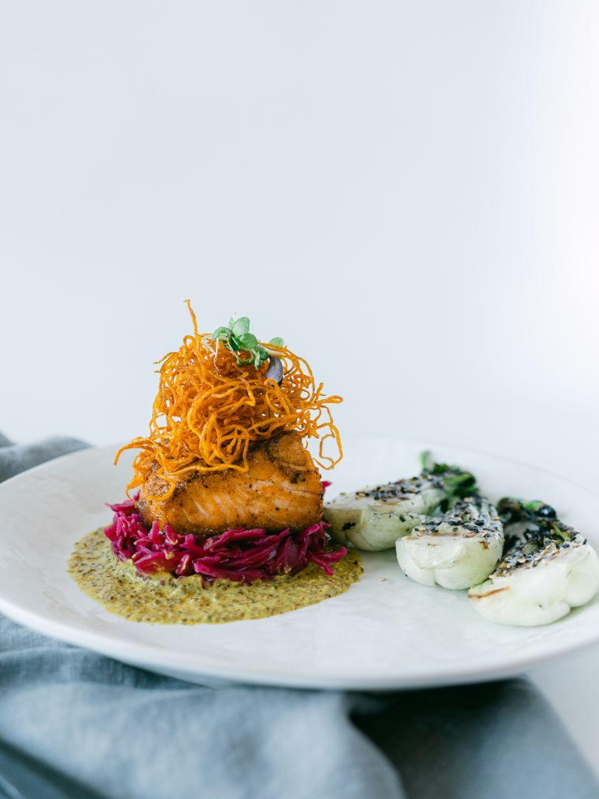 taste test wedding catering ideas