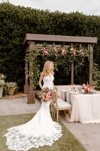 Secret Garden Micro Wedding Inspiration Oklahoma Wedding Venue Coles Garden Oklahoma Wedding Photographer Susan Alyse Photography