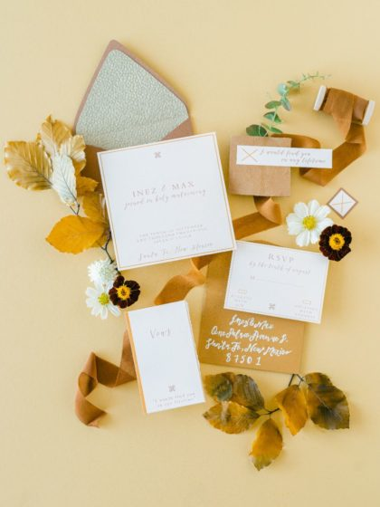 Perfect Palette Marigold Oklahoma Wedding Photographer Danielle Villemarette & Co. Oklahoma Wedding Florist Floral Poppy's Garden