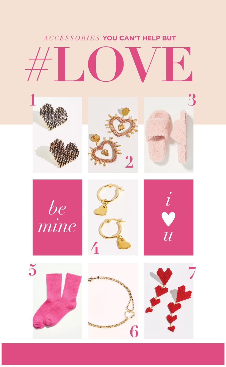 valentines day accessories