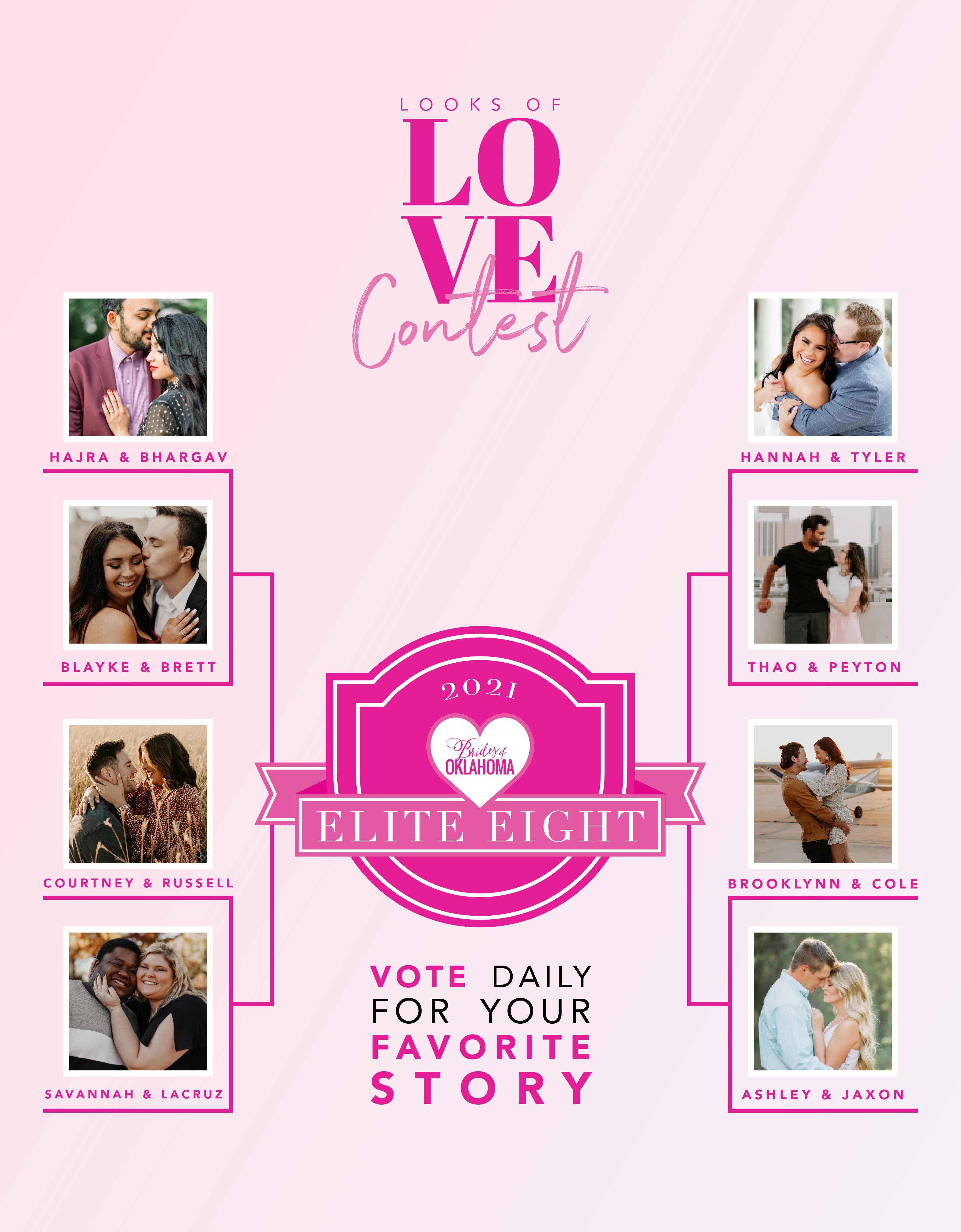 Looks of Love Contest 2021