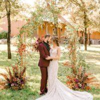 Wild Elegance Wedding Inspiration Oklahoma Wedding Venue Eleven Oaks Ranch Oklahoma Wedding Photographer Meg Rose Photography
