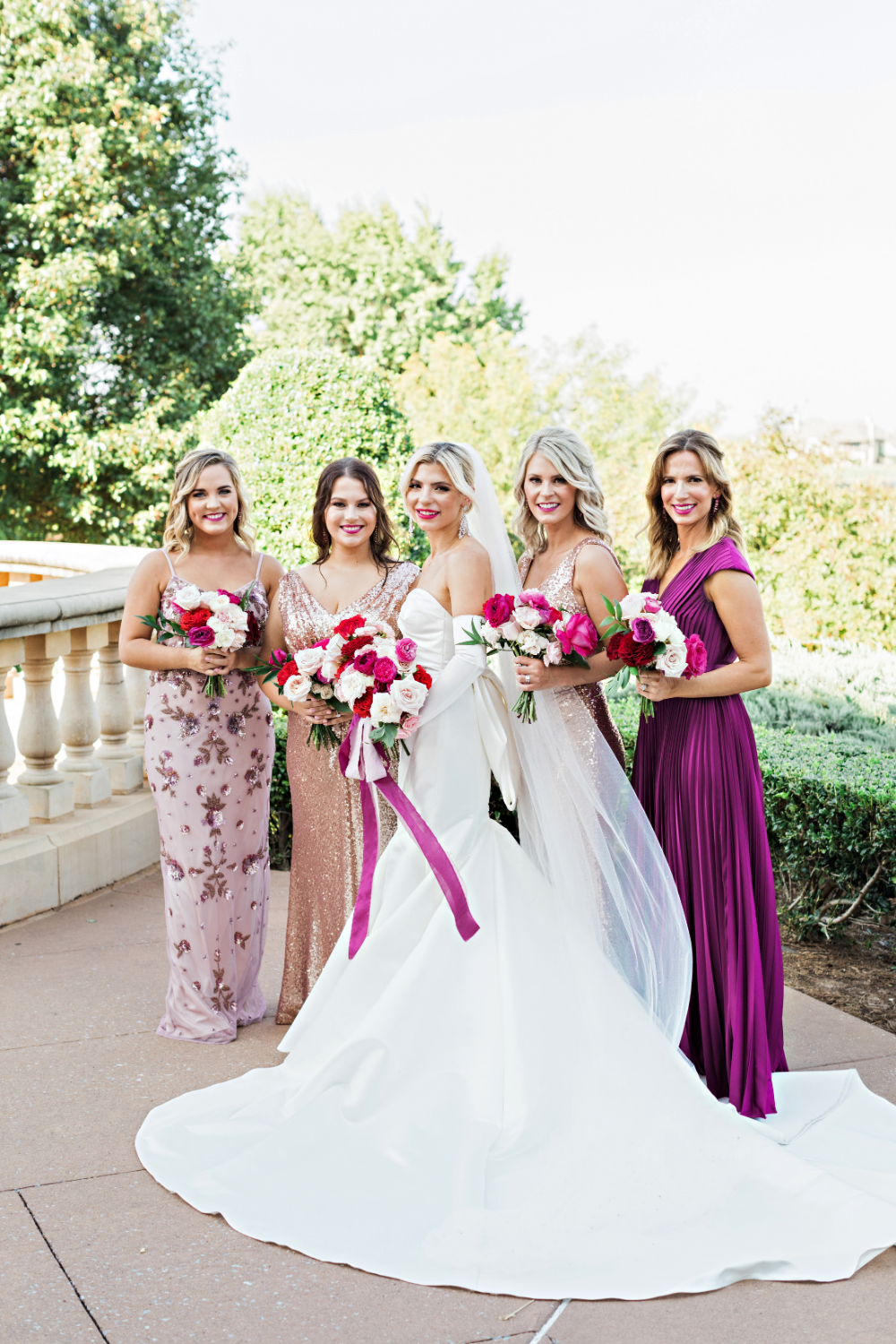 Bridesmaids & Body Positivity: How Picking their Gown Makes a Difference
