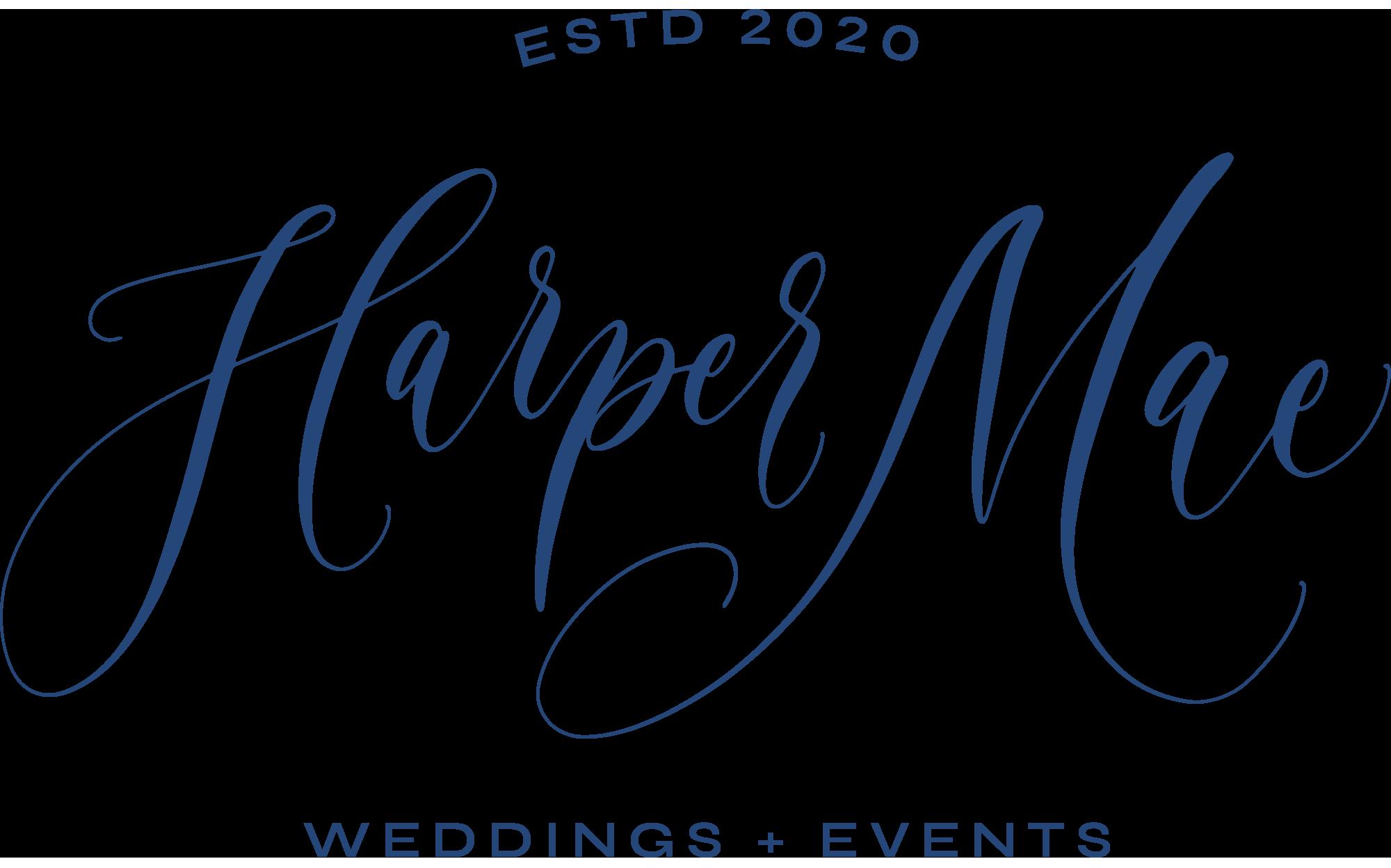 Harper Mae Events Wedding Planner