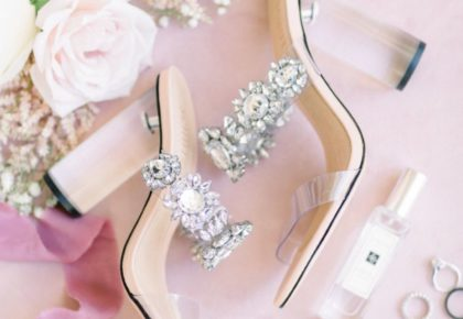 Jewel-detailed shoes + details