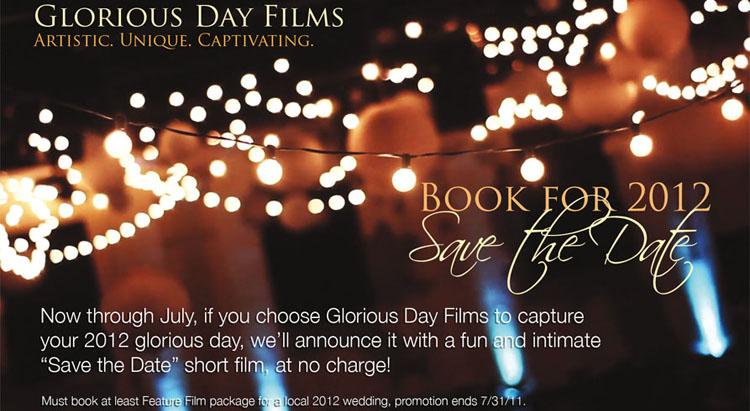Oklahoma wedding videographer - Glorious Day Films
