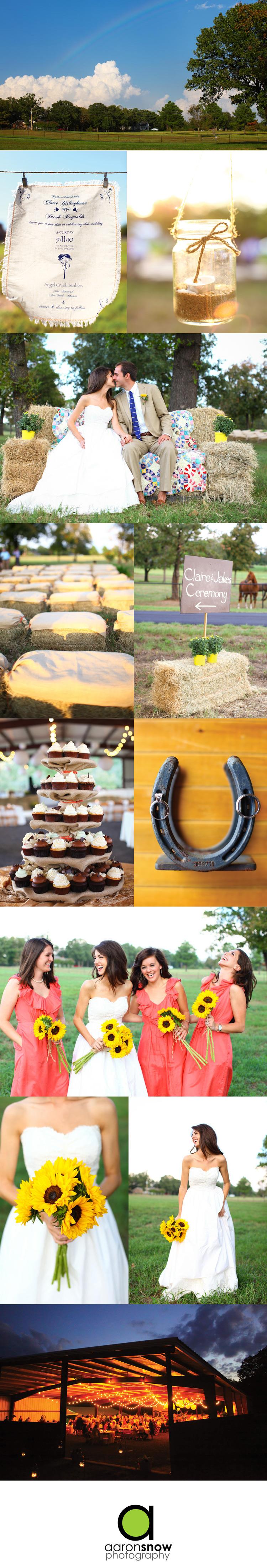 Oklahoma wedding photography Aaron Snow Photography