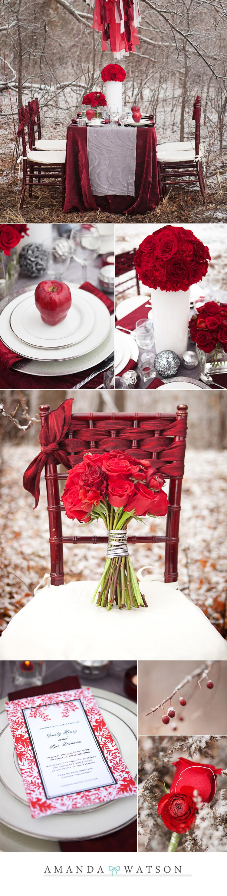 Oklahoma wedding photographer - Amand Watson