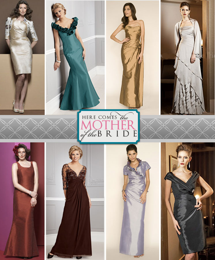 Mother of the Bride Fashions, Dresses for the Mother of the Bride