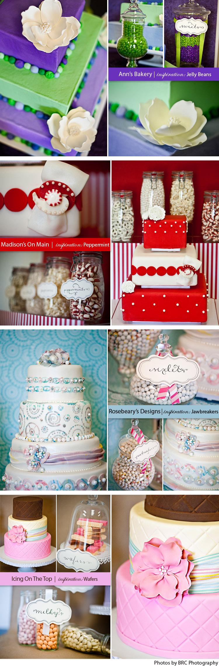Oklahoma wedding cakes - Brides of Oklahoma