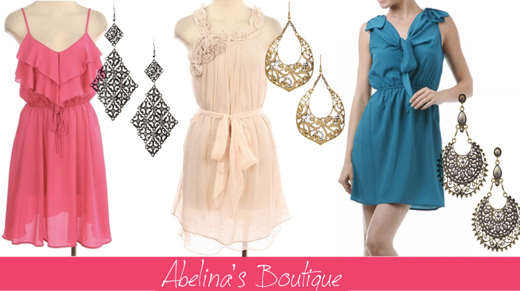 Abelina's Boutique, Fashionable Finds, Tulsa All Occasion Dresses