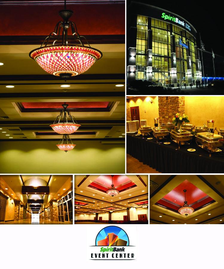 Spirit Bank Event Center, Tulsa Wedding Venue