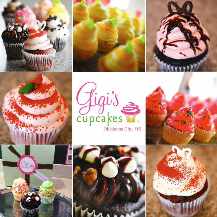 Gigi's Cupcakes, Oklahoma Wedding Cupcakes