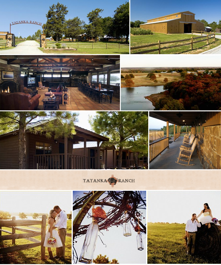 The Tatanka Ranch, Oklahoma Wedding Venue, Rustic Wedding