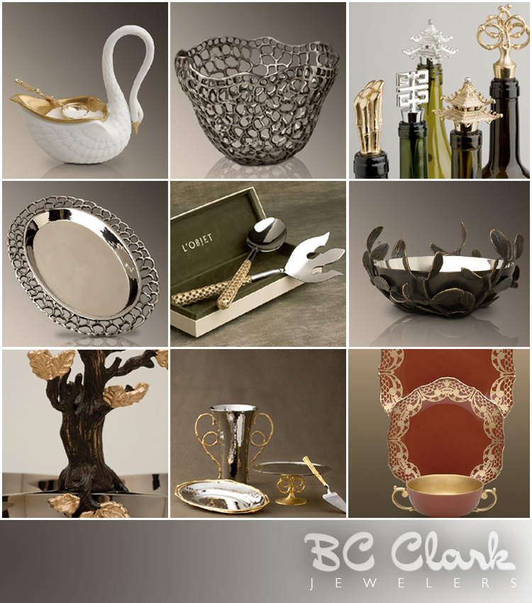 B.C. Clark Jewelers Wedding Registry, Oklahoma Wedding Registry