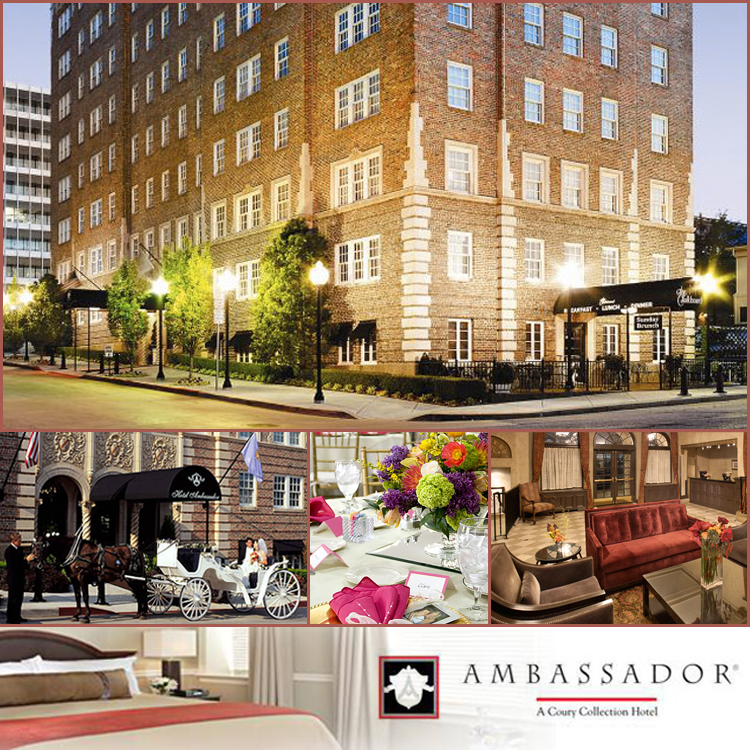 Ambassador Hotel, Tulsa Wedding Accomodations