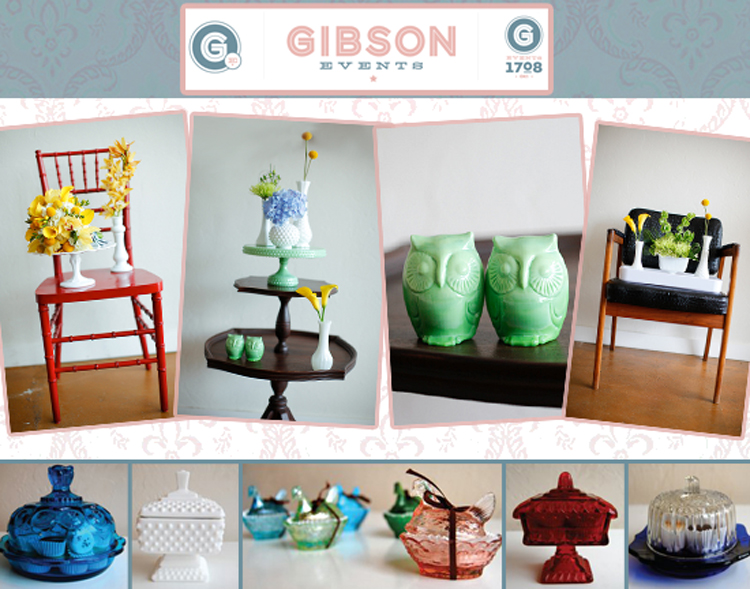Gibson Events, Oklahoma City Wedding Planner, Great Find