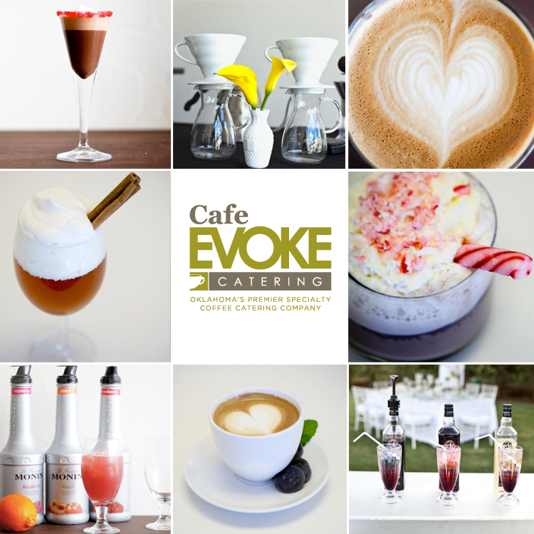Oklahoma coffee caterers - Cafe Evoke Catering