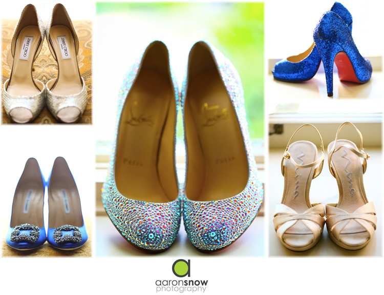 Oklahoma wedding shoes