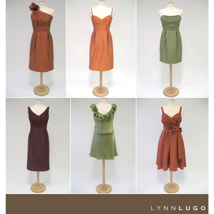 Lynn Lugo, Fall Bridesmaid Dress Options, Meg Guess, Oklahoma Wedding Boutique