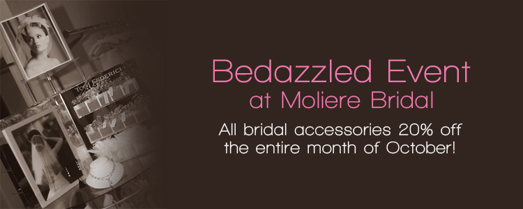 Find Moliere Bridal and other bridal salons in the Oklahoma City area.